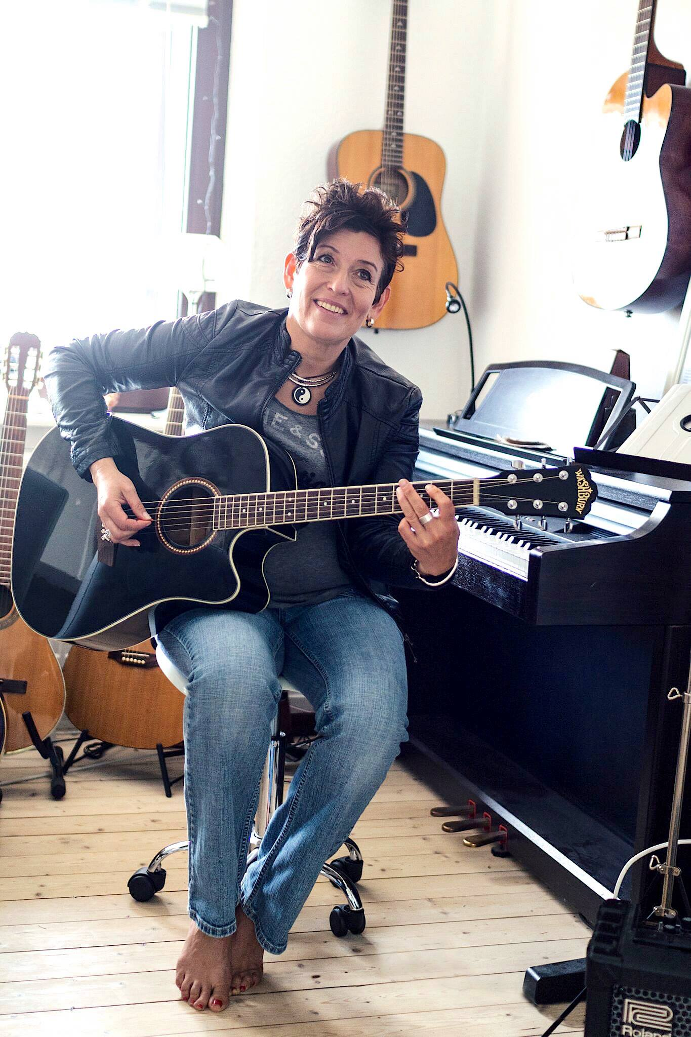 musikterapeut og sangunderviser